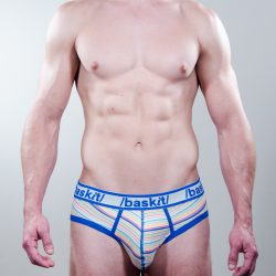 Baskit $12 Tuesday – Wildstripe Briefs