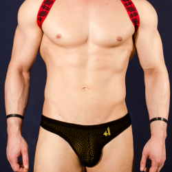 Underwear Review – 4Hunks Thunder Jock