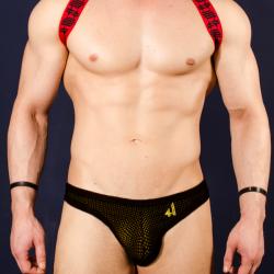 Underwear Review – 4Hunks Thunder Jock