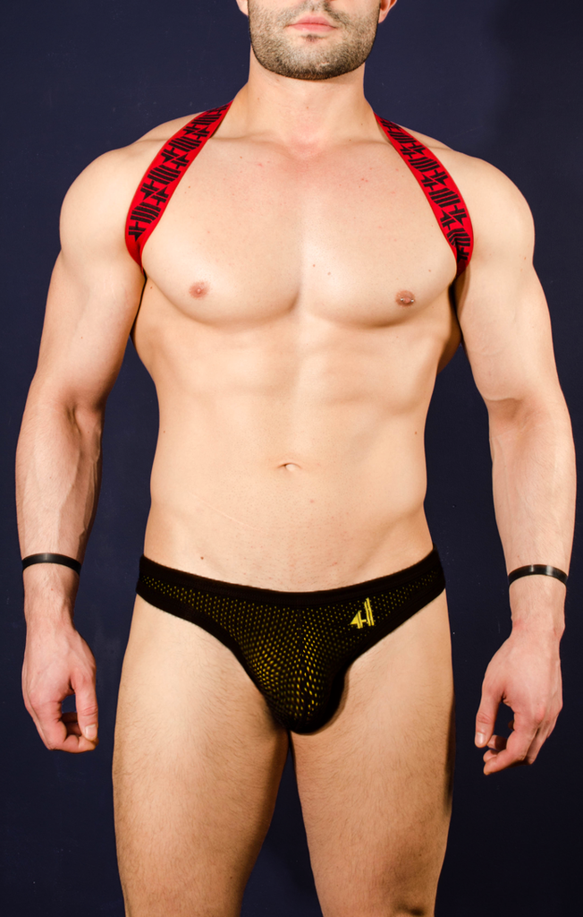 Underwear Review - 4Hunks Thunder Jock