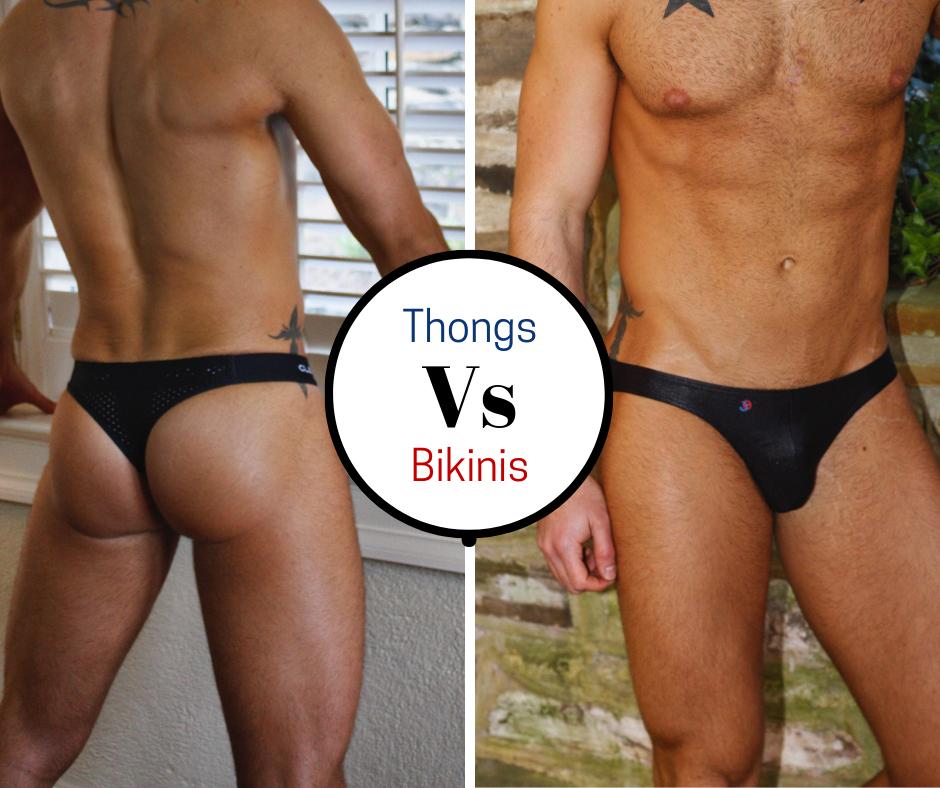 How thongs overtook Bikinis as the must have pair