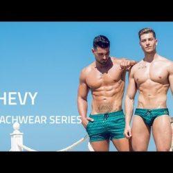 2EROS Chevy (Camo) Beachwear