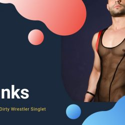 4 Hunks Singlet Presale Ends Saturday