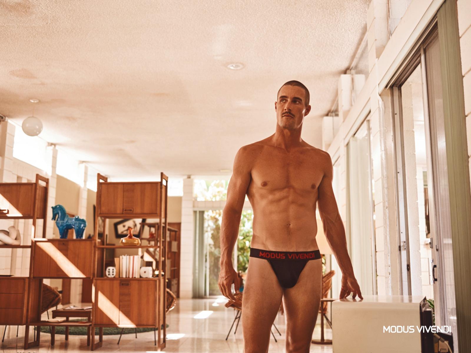 Modus Vivendi Launches the Floral underwear Line