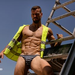 Modus Vivendi Launches the Striped underwear Line