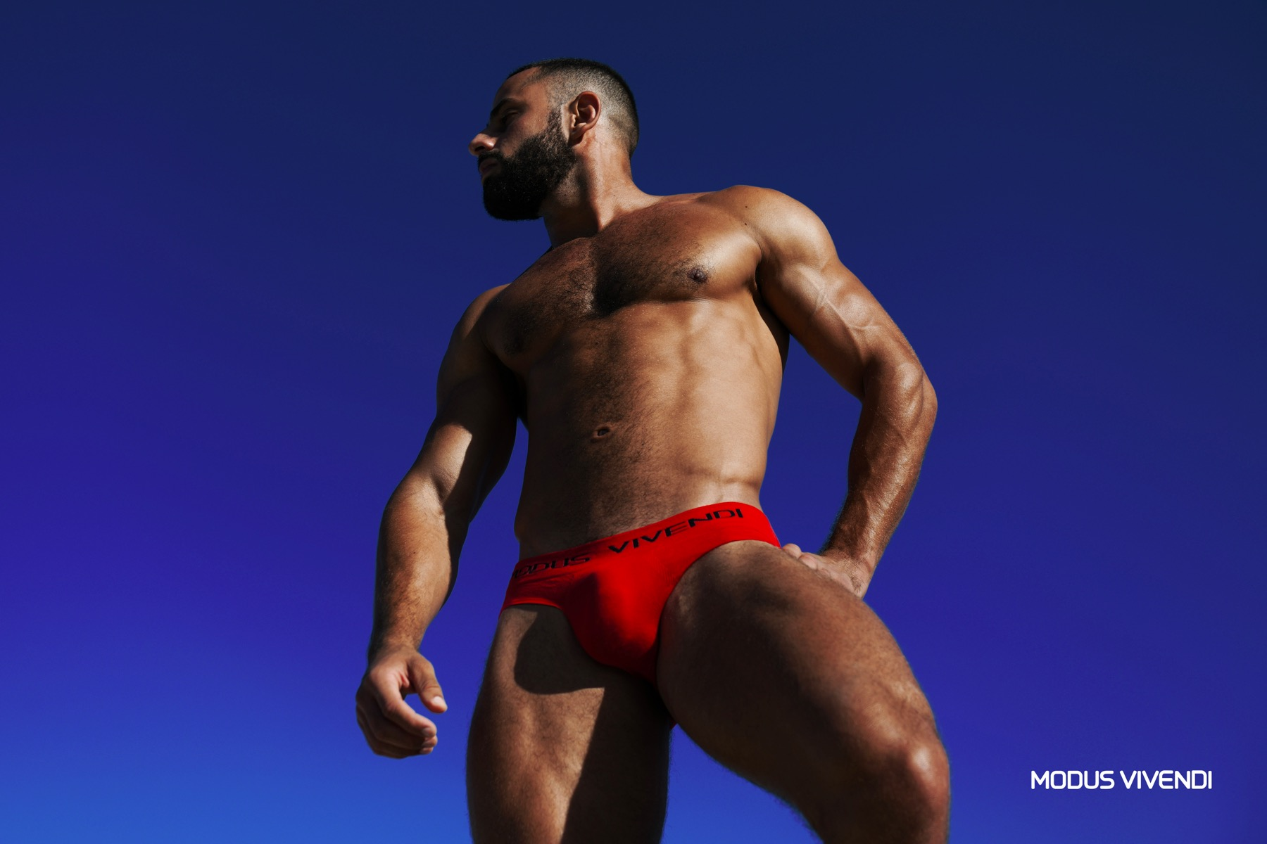Modus Vivendi Launches the Seamless underwear Line