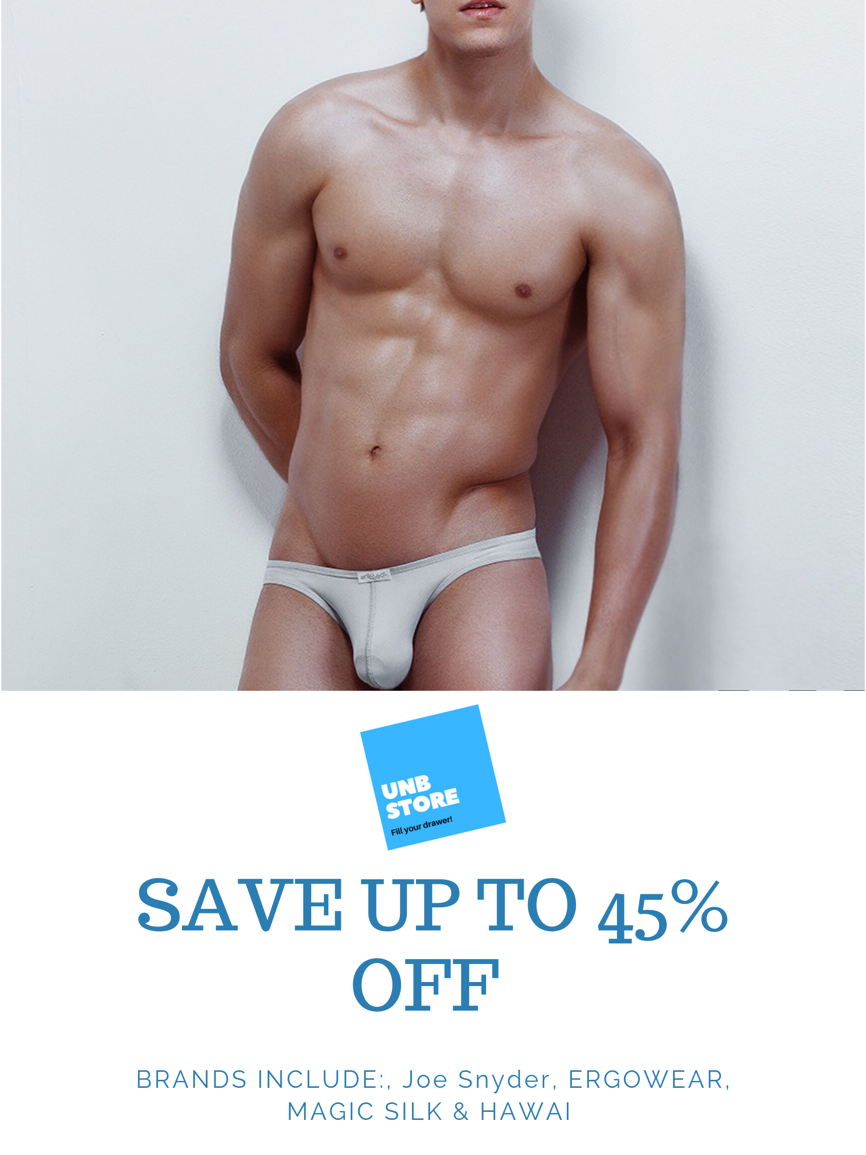 Save up to 45% off Your Favorite Brands
