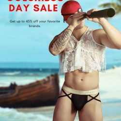 Shop the UNB Store Columbus Day Sale
