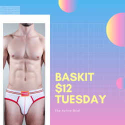 Get Active with the Baskit $12 Tuesday