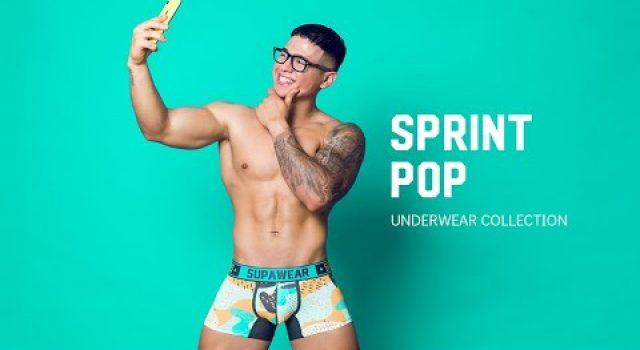 SupaWear new Sprint POP Underwear