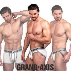 Steve Grand's New Grand Axis Underwear