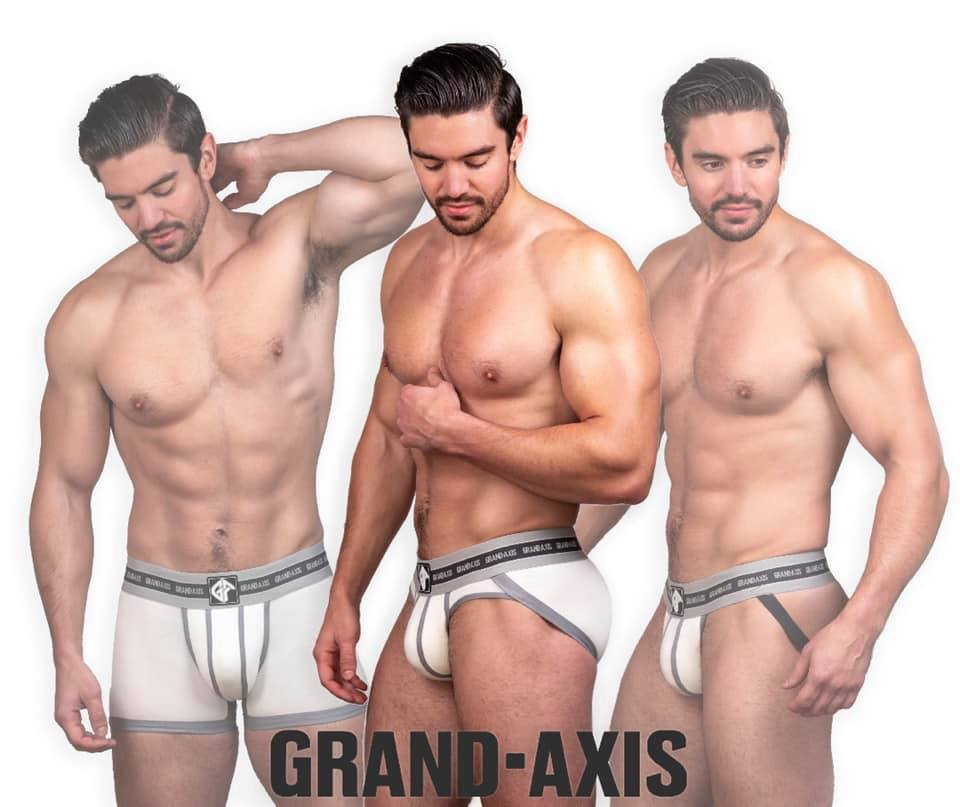 Steve Grand's New Grand Axis Underwear