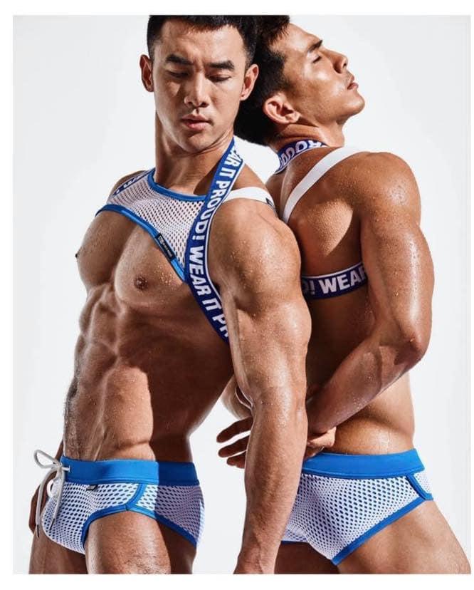 Brief Distraction featuring Stud Underwear