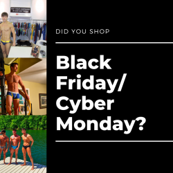 Survey – Did you shop Black Friday/Cyber Monday?