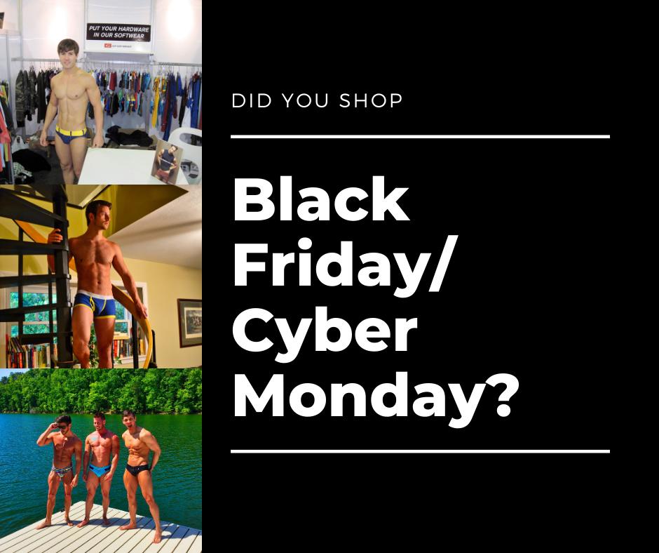 Survey - Did you shop Black Friday/Cyber Monday?
