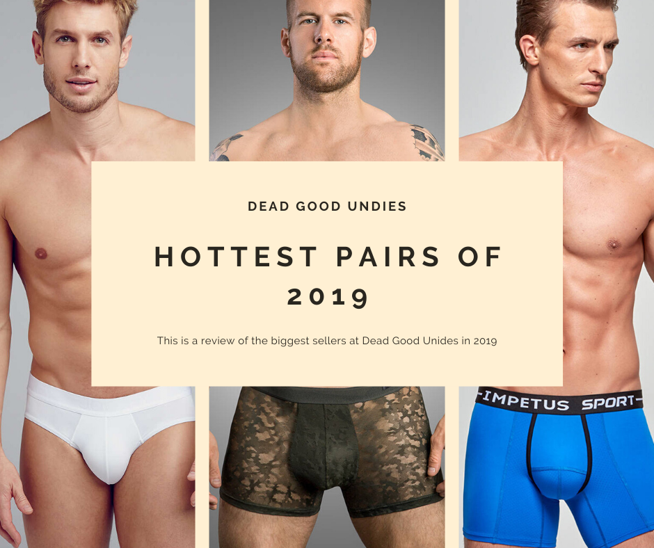 What's Hot in the UK -  The hottest pairs of 2019