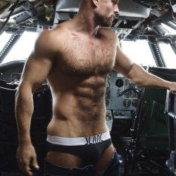 Paul Smollen – Cockpit Shoot with Ben