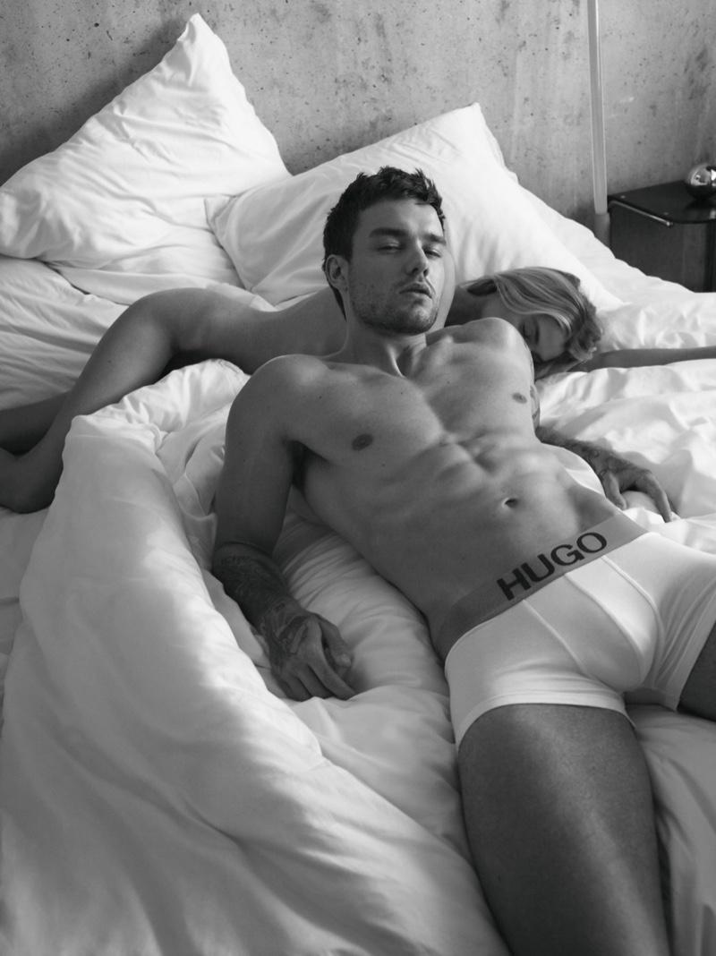 Liam Payne - Hugo Boss Underwear Shoot