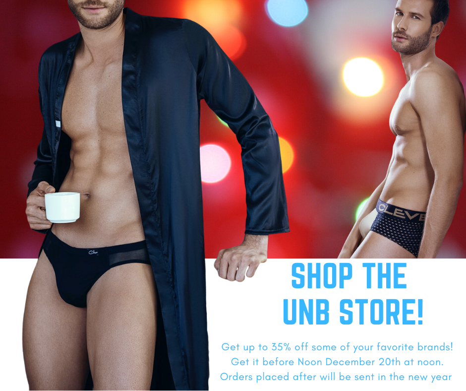 Shop the UNB Store before the Holidays