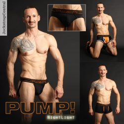 PUMP! Christmas Sale at Jockstrap Central and more
