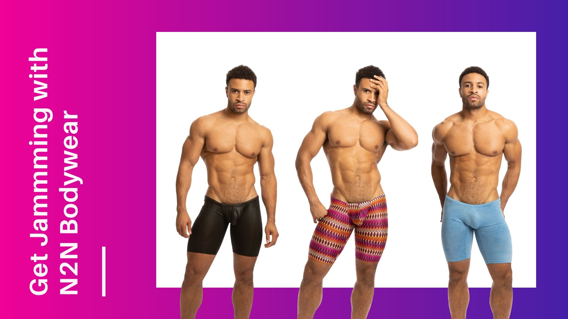 Get Jamming with N2N Bodywear