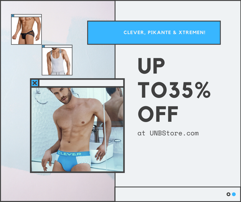 UNB Sale for this week - up to 35% off