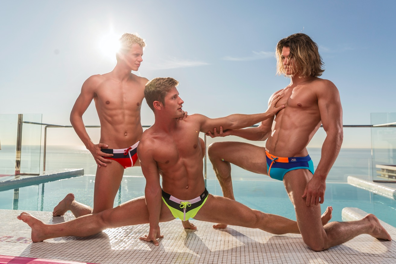 Addicted Shares a Secret with it's new Swimwear