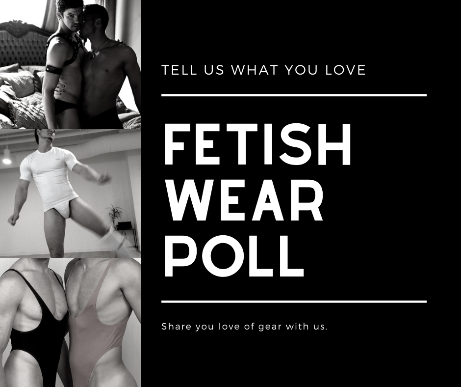 Fetishwear - What do you love?