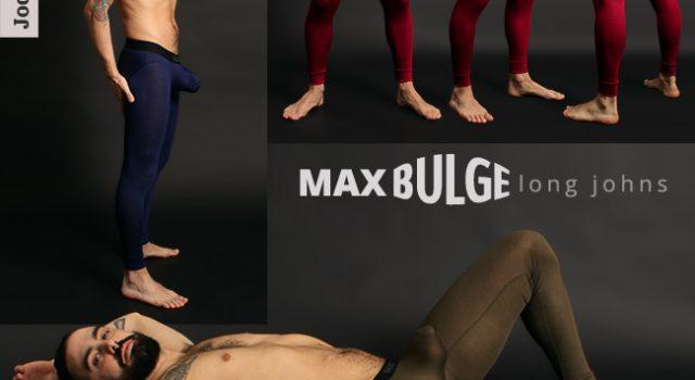 McKillop Max Bulge Long Johns at Jockstrap Central