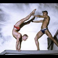 TBT Video – Underwear Acrobatics: CORE-Warrior Brief