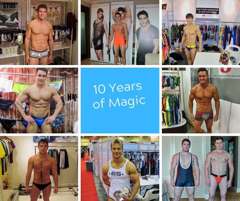 UNB Visits Magic/Project 10th Anniversary