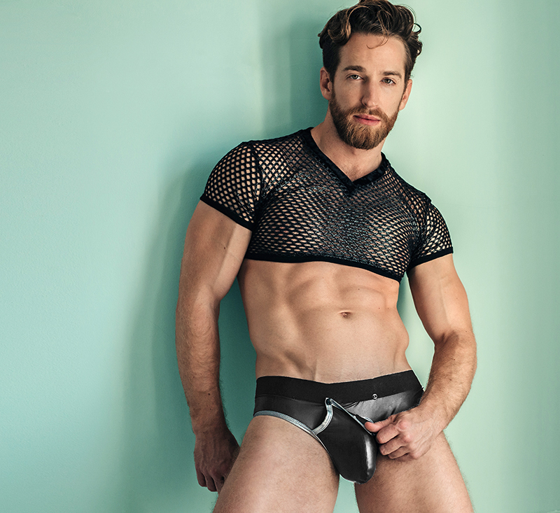 It's a Snap with BodyAware Snap-On Brief