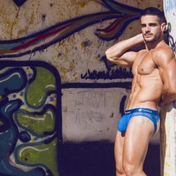 Adrian C Martin – Teamm8 campaign for their new Score underwear