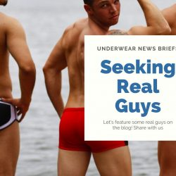 We want some real guys..