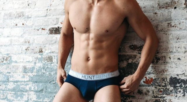 Brief Distraction featuring Hunt Underwear