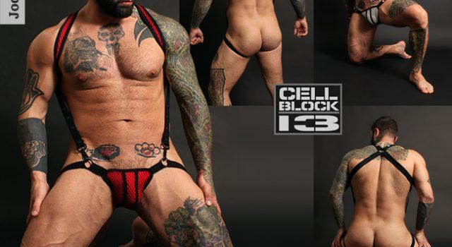 Jockstrap Central – Cellblock 13 Echo Mesh Harnesses + Jock Pouches