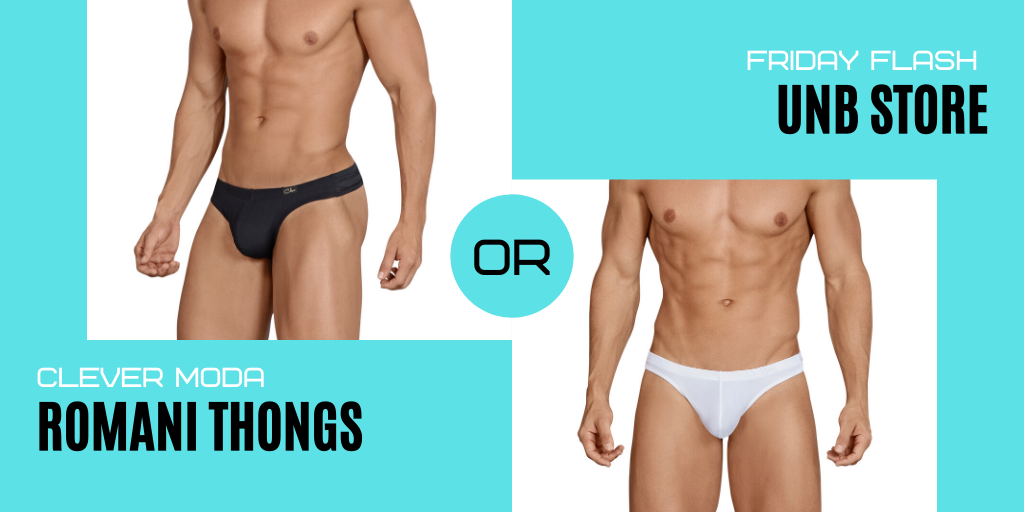 Friday Flash Sale - 25% off Clever Thong