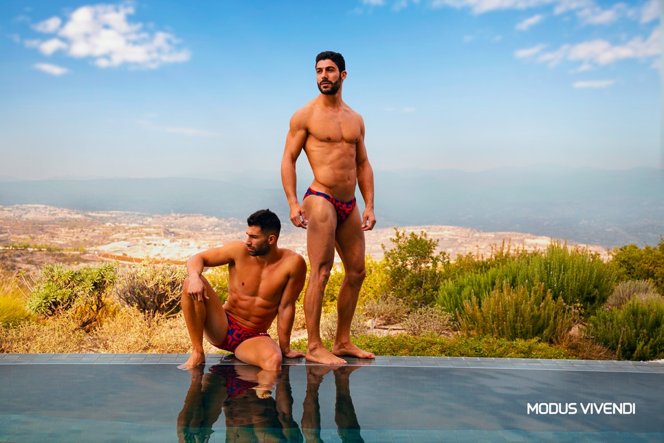 Modus Vivendi Launches the Labyrinth Swim Line
