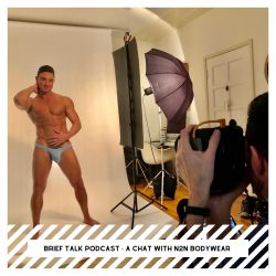 Brief Talk Podcast – A Talk with N2N Bodywear