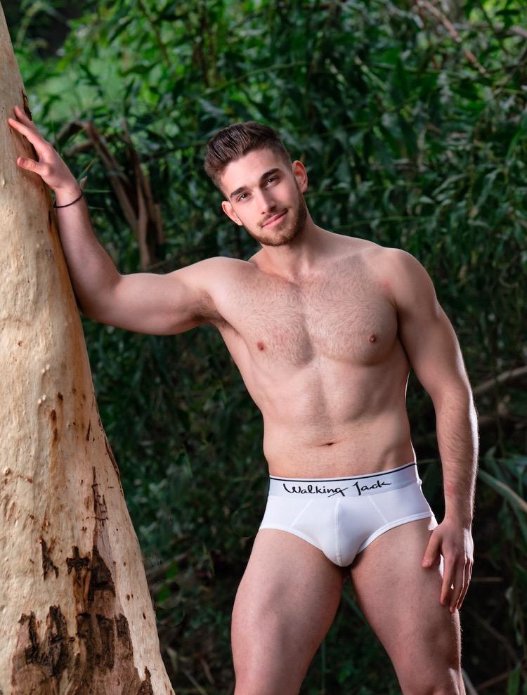 Cypriot model Roger for Walking Jack