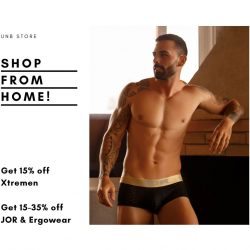 Shop Undies form Home this week