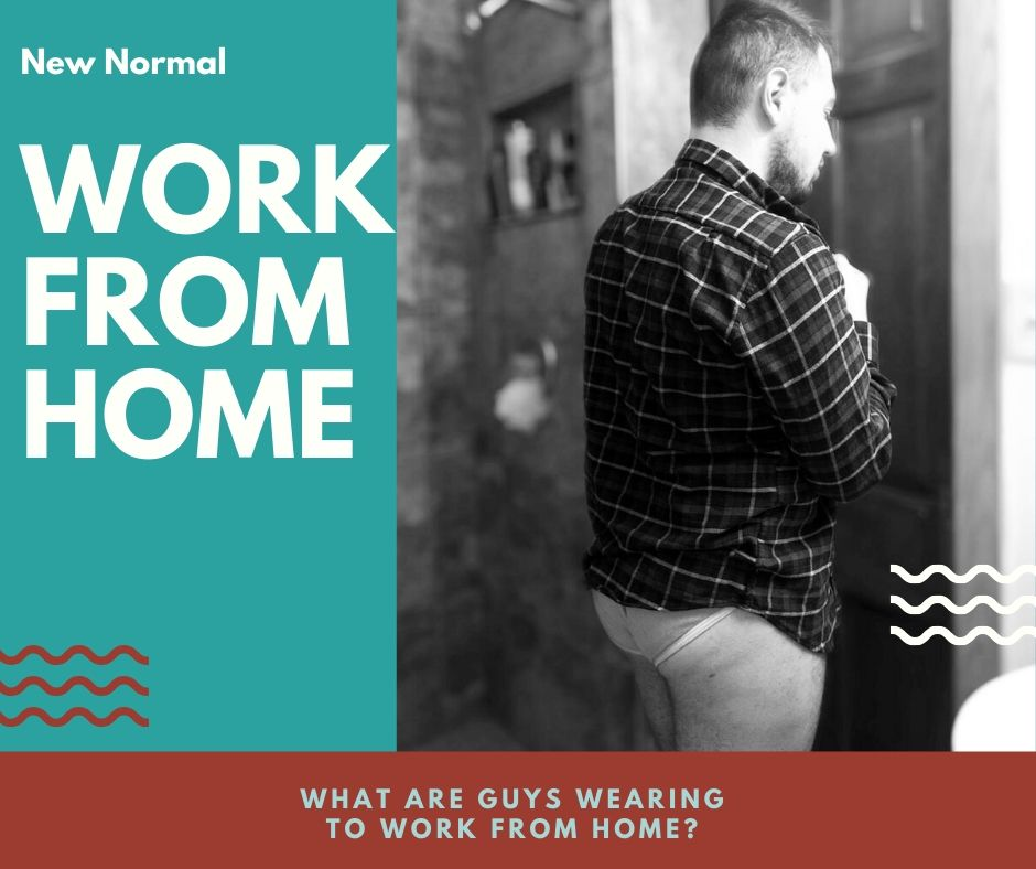 Guys Work From Home Uniforms