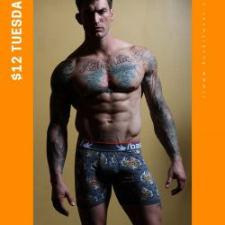 Baskit $12 Tuesday – BodyArt Boxer Brief