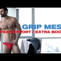 LIMITED EDITION GRIP MESH w/ Jared P-Smith