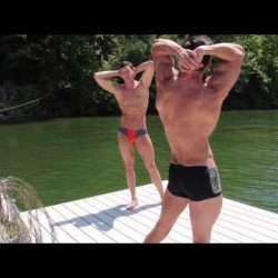 TBT Video featuring the UNB Swim Guide