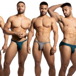 New N2N Bodywear Brushed Vintage Collection
