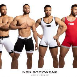 New N2N Bodywear Cotton Sport Singlet & Biker