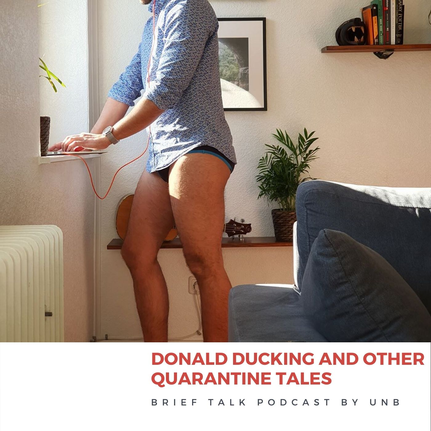 Brief Talk Podcast - Donald Ducking and other Quarantine Tales