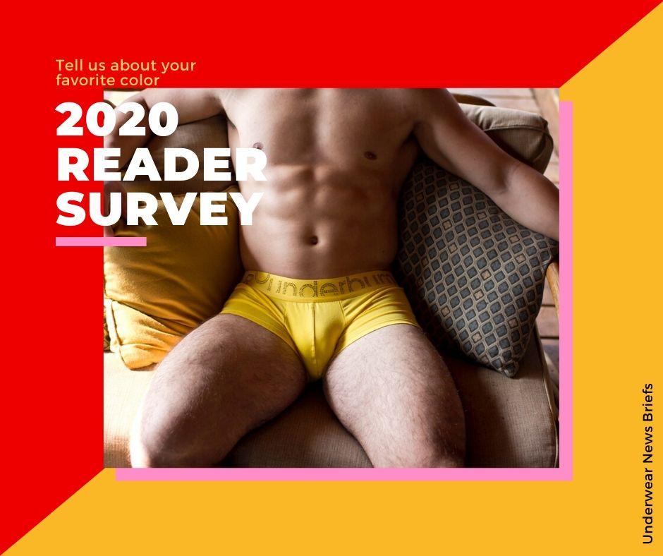 Be Heard in the Underwear Census