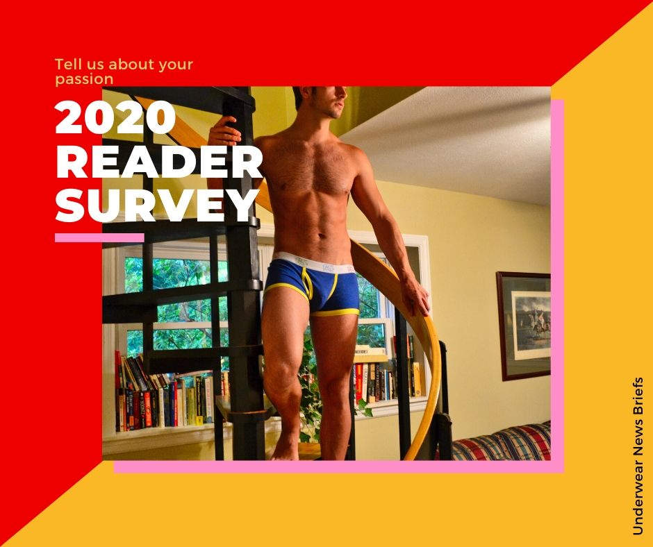 Tell us about your your underwear passion - UNB Reader Survey